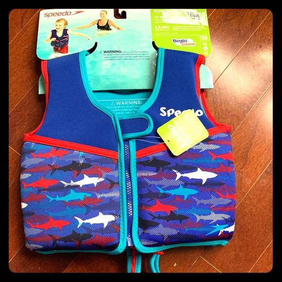 Speedo Other - Speedo Begin to Swim Life Vest